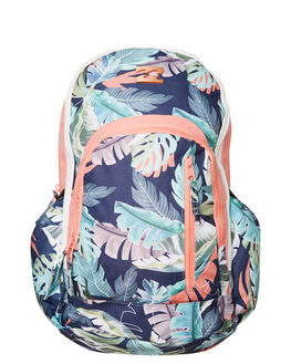 NAVY WOMENS ACCESSORIES BILLABONG BAGS + BACKPACKS - 6682014NVY