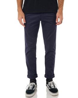 NAVY MENS CLOTHING DEPACTUS PANTS - D5171191NAVY