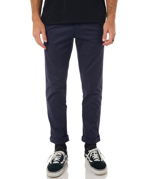 NAVY MENS CLOTHING DEPACTUS PANTS - D5171191NAVY