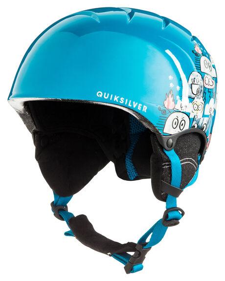 DAPHNE BLUE ANIMAL BOARDSPORTS SNOW QUIKSILVER PROTECTIVE GEAR - EQBTL03011BQC1