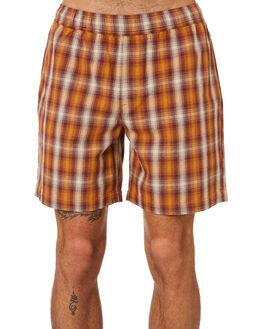 MUSTARD MENS CLOTHING INSIGHT SHORTS - 1000083735MUST