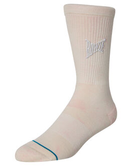 WHITE MENS CLOTHING STANCE SOCKS + UNDERWEAR - M546C18LETWHT