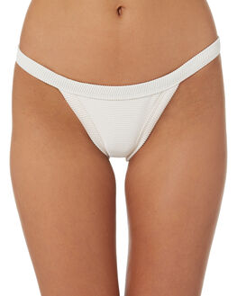 IVORY WOMENS SWIMWEAR ZULU AND ZEPHYR BIKINI BOTTOMS - ZZ2230IBIVRY