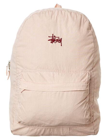 83ef483da0 Stussy Stock Basic Beachpack - Dusty Pink