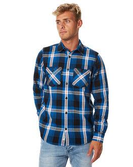 CHECK MENS CLOTHING CARHARTT SHIRTS - I021545CHK