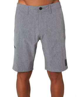 GREY MARLE MENS CLOTHING DEPACTUS SHORTS - D5182235GRYMA