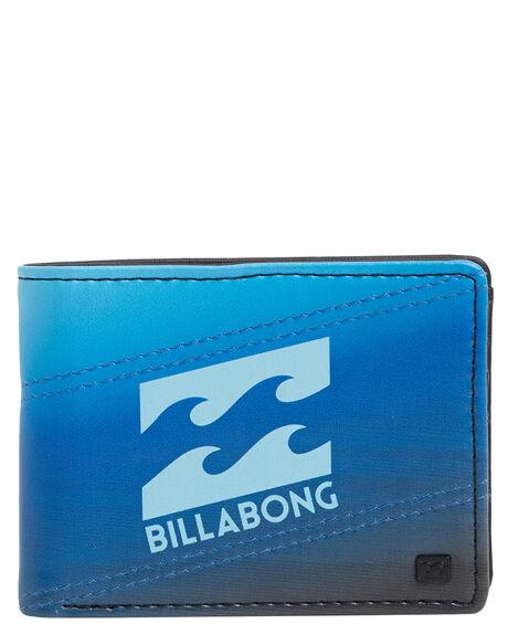 BLUE FADE MENS ACCESSORIES BILLABONG WALLETS - 9692192BBFADE
