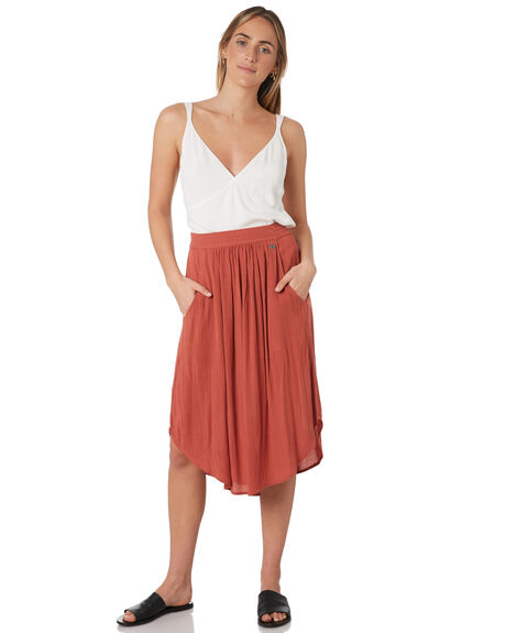 HOT SAUCE WOMENS CLOTHING RIP CURL SKIRTS - GSKBO49588
