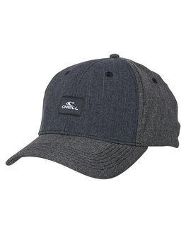BLACK BLUE MENS ACCESSORIES O'NEILL HEADWEAR - 4712202BKBL