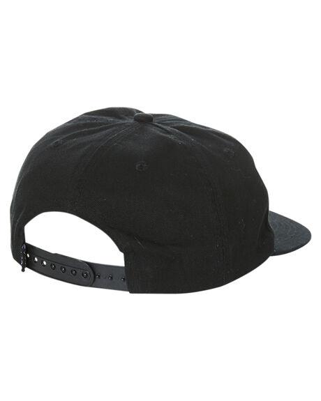 BLACK MENS ACCESSORIES SWELL HEADWEAR - S52131611BLK