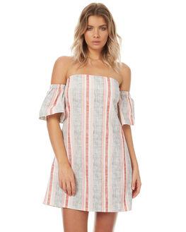 MULTI WOMENS CLOTHING MINKPINK DRESSES - MP1705551MULTI