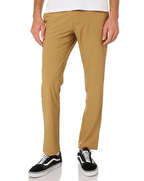 DARK KHAKI MENS CLOTHING VOLCOM PANTS - A1101908DKA