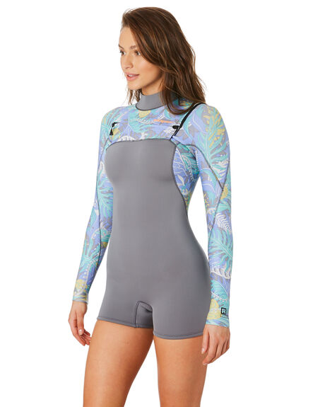 JURASSIC FERN FOREST BOARDSPORTS SURF PATAGONIA WOMENS - 88498JFLV