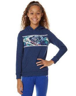 BLUE DEPTHS KIDS GIRLS ROXY JUMPERS - ERGFT03181BTA0