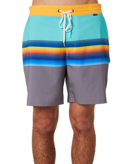 AURORA GREEN MENS CLOTHING HURLEY BOARDSHORTS - AV6359300