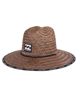 BROWN MENS ACCESSORIES BILLABONG HEADWEAR - 9691309BRN