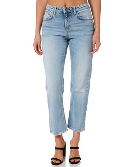 SUMMER SOUL WOMENS CLOTHING NUDIE JEANS CO JEANS - 113411SUM