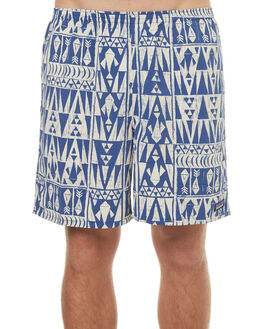 TRIBAL SUPERIOR BLUE MENS CLOTHING PATAGONIA BOARDSHORTS - 58033TGSB