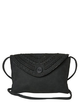 BLACK WOMENS ACCESSORIES BILLABONG BAGS + BACKPACKS - 6695107BBLK