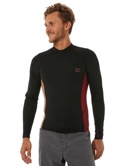 BLACK SURF WETSUITS BILLABONG VESTS - 9783122BLK