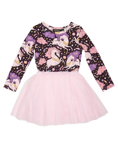 MULTI KIDS GIRLS ROCK YOUR KID DRESSES + PLAYSUITS - TGD2060-CUMUL