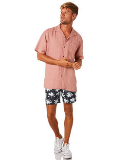 DUSTY PINK MENS CLOTHING ACADEMY BRAND SHIRTS - 19W841DYPNK