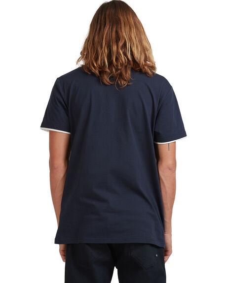 NAVY MENS CLOTHING BILLABONG TEES - BB-9517016-NVY