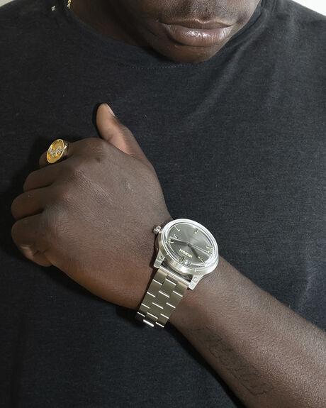 BLACK MENS ACCESSORIES NIXON WATCHES - A1294BLK