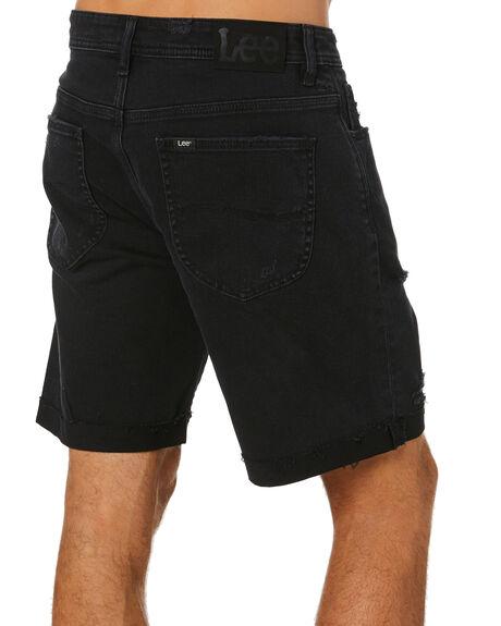 DECEPTION MENS CLOTHING LEE SHORTS - L-606756-PJ7