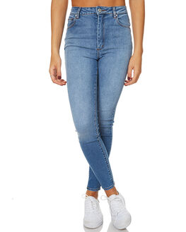 POPPY WOMENS CLOTHING A.BRAND JEANS - 708362724
