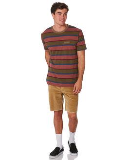 SESAME MENS CLOTHING WRANGLER SHORTS - W-901594-LV9SESAM