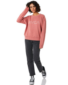 CHAI WOMENS CLOTHING RVCA JUMPERS - R293156CHA