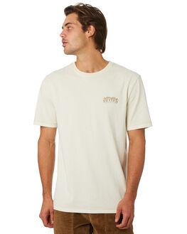 WHITE MENS CLOTHING RHYTHM TEES - JUL19M-PT07-WHT