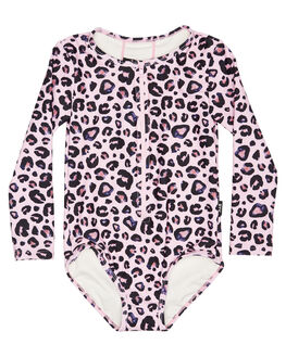PINK KIDS GIRLS ROCK YOUR KID SWIMWEAR - TGC1939-PLPNK