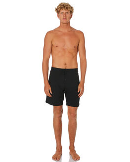 BLACK MENS CLOTHING HURLEY BOARDSHORTS - CJ5397010