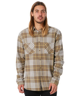 GREY MENS CLOTHING INSIGHT SHIRTS - 5000001855GRY