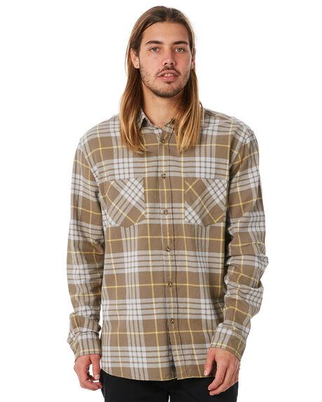 GREY MENS CLOTHING INSIGHT SHIRTS - 5000001855GRY