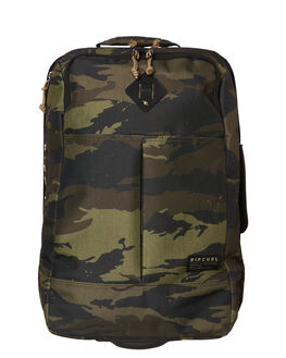 KHAKI MENS ACCESSORIES RIP CURL BAGS + BACKPACKS - BTRHF10064
