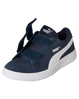 BLUE KIDS TODDLER BOYS PUMA FOOTWEAR - 36517702BLU