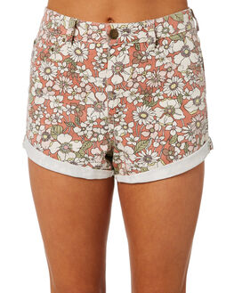 CAYENNE OUTLET WOMENS BILLABONG SHORTS - 6582273CEN