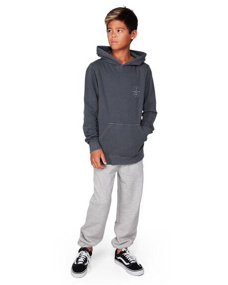 WASHED BLACK KIDS BOYS BILLABONG JUMPERS + JACKETS - BB-8507617-WAA