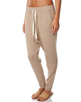 OATMEAL WOMENS CLOTHING CAMILLA AND MARC PANTS - OCMK3188OAT