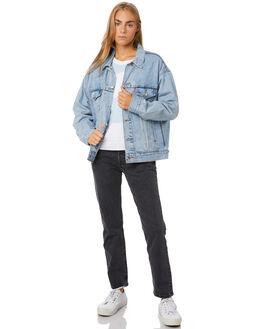 MICHAEL WOMENS CLOTHING LEVI'S JACKETS - 79697-0010MICHA