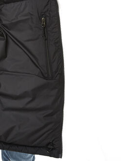 BLACK MENS CLOTHING THE NORTH FACE JACKETS - C760KX7