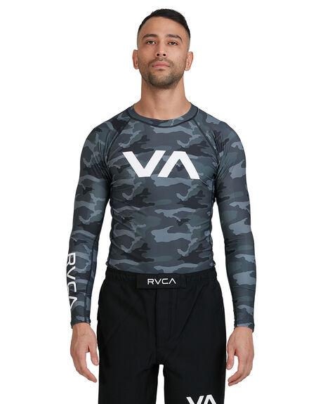 CAMO BOARDSPORTS SURF RVCA MENS - RV-R381661-CMO