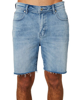 EVERYDAY STONE MENS CLOTHING LEE SHORTS - L-606441-KG8ESTN