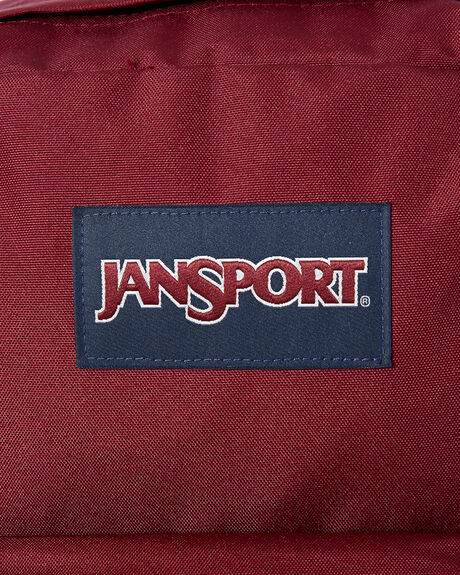 RUSSET RED MENS ACCESSORIES JANSPORT BAGS + BACKPACKS - JS0A4QUTJS04S