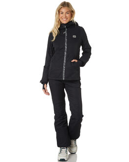 BLACK CAVIAR BOARDSPORTS SNOW BILLABONG WOMENS - L6JF01SBLKCA