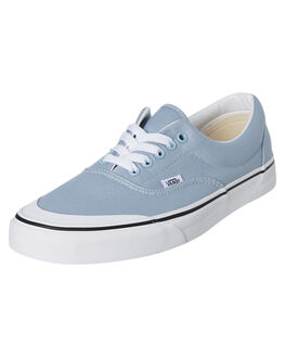 BLUE FOG TRUE WHITE MENS FOOTWEAR VANS SNEAKERS - SSVNA4BTPVYITWHTM