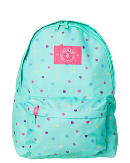 CANDY HEARTS KIDS GIRLS PARKLAND BAGS + BACKPACKS - 20032-00240CNDY